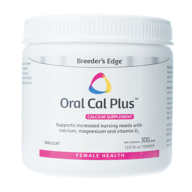 Breeder's Edge® Oral Cal Plus™ Powder