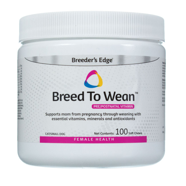 Breeder's Edge® Breed To Wean™