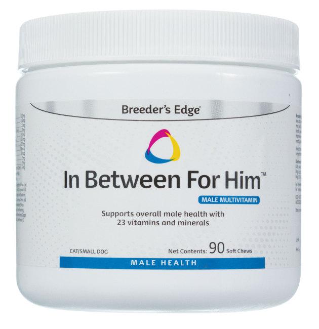 Breeder's Edge® In Between For Him™