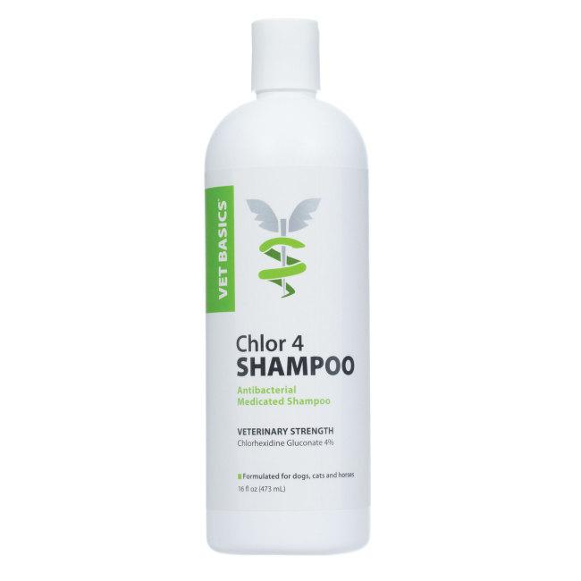 Vet Basics Chlor 4 Shampoo