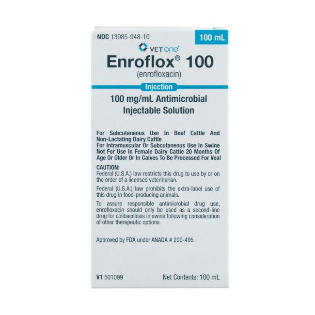 Enroflox 100