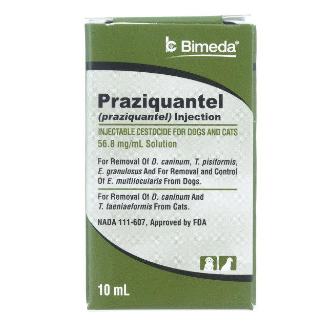 Praziquantel Injectable Solution
