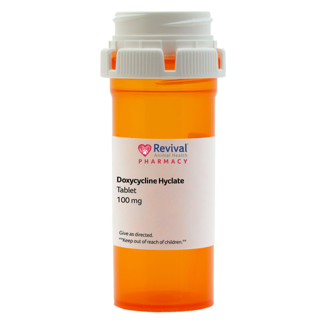 Doxycycline Hyclate Revival Animal Health