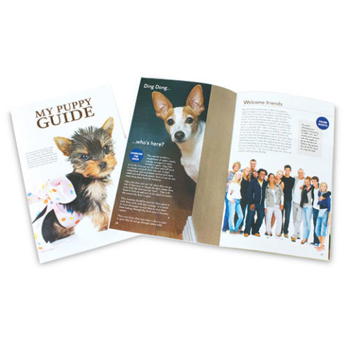 My Puppy Guide Booklet