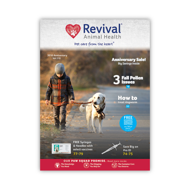 Revival Animal Health Catalog