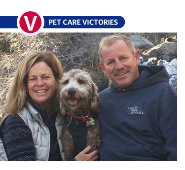 Teresa's Disease and Parasite Prevention Crusade- Pet Care Victories