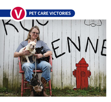 Terisa's Triumph Over Campylobacteriosis - Pet Care Victory