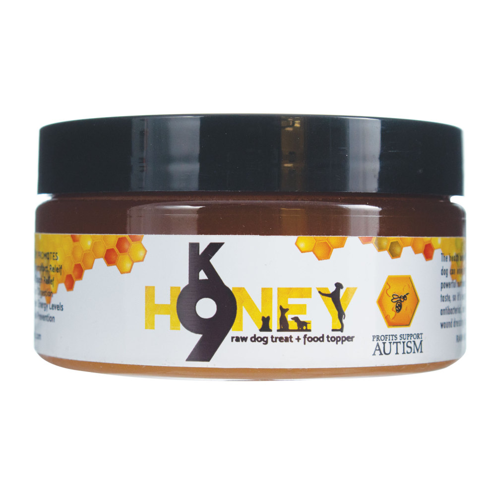 K9 Honey - All Natural Honey for Your Dog