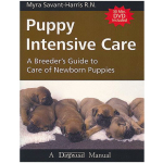 Puppy Intensive Care Book & DVD