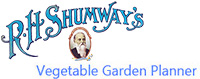 R.H. Shumway Seed Co Vegetable Garden Planner