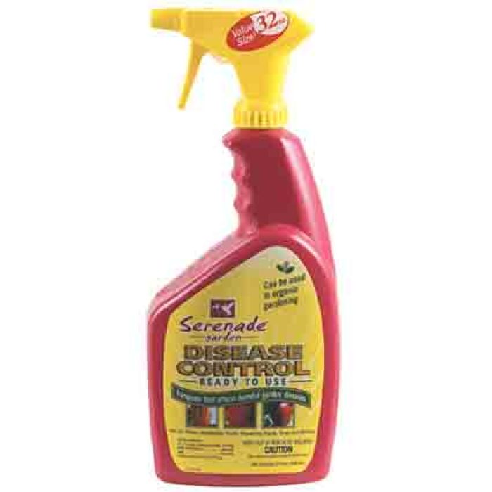 Serenade Garden Disease Control Spray