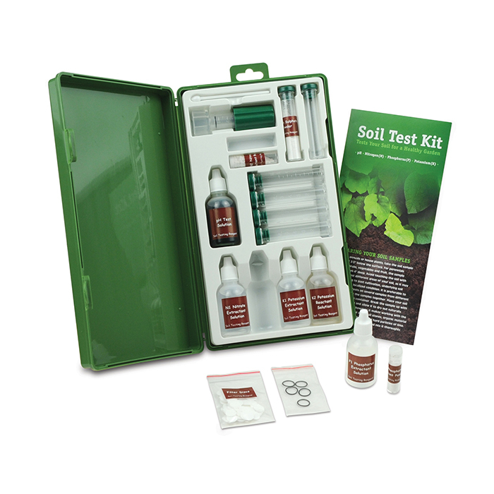 Professional Supersized Soil Test Kit