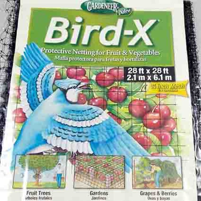 28 X 28 Bird X Protective Netting