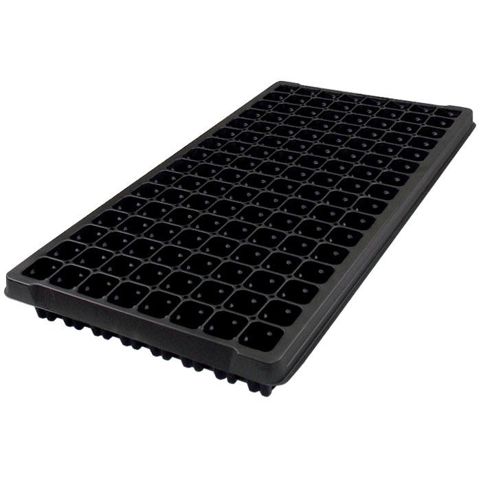 128 Square Plug Plant Tray