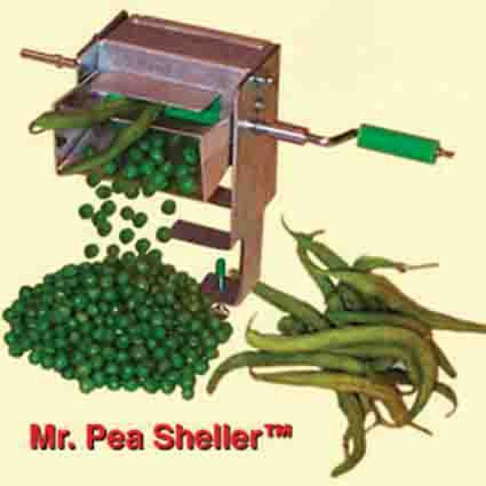 Bean And Pea Sheller