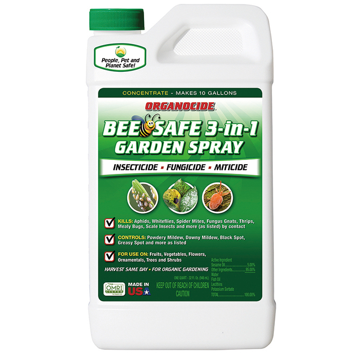 Organocide Insecticide Concentrate