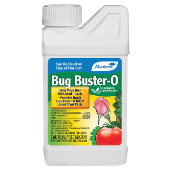 Bug Buster-O Insect Control 8 Ounce Concentrate