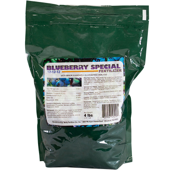 Beaty Blueberry Fertilizer