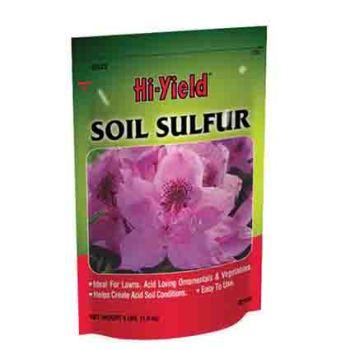 Soil Sulfur