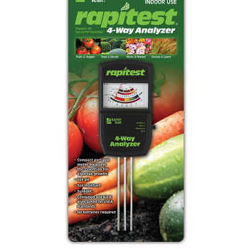 4 Way Analyzer