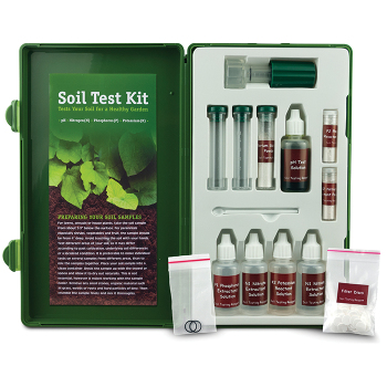 Professional Soil Test Kit
