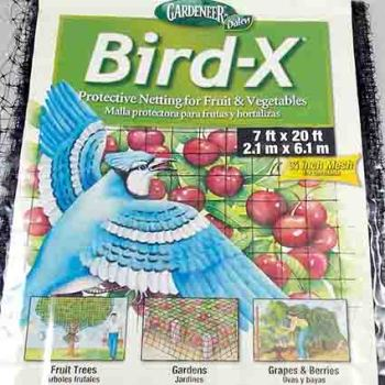 7 X 20 Bird X Protective Netting