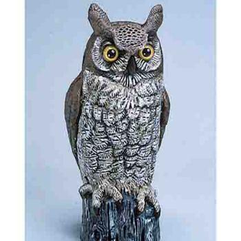 Rigid Owl Scarecrow