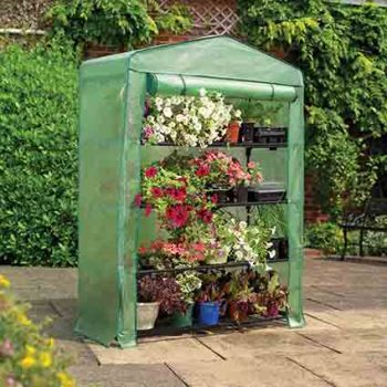 Extra Wide 4 Tier Grow House