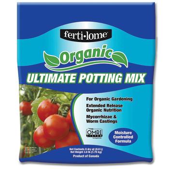 Ferti-Lome Organic Potting Mix 8 Quarts