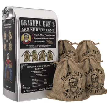 Grandpa Gus's Mouse Repellent Pouches