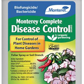 Monterey Organic Complete Disease Control