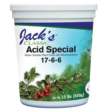 Jack's Classic Acid Special 17-6-6