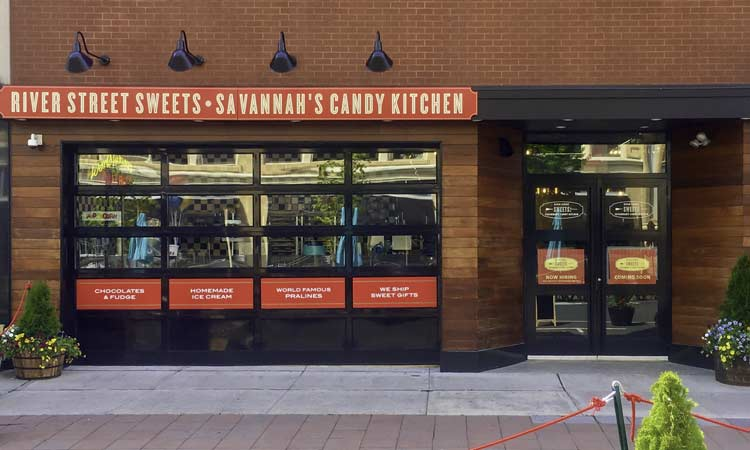 River Street Sweets • Savannah's Candy Kitchen - Asbury Park, NJ