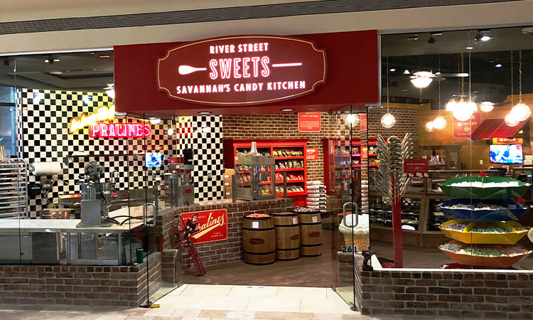 River Street Sweets • Savannah's Candy Kitchen, San Antonio, Texas