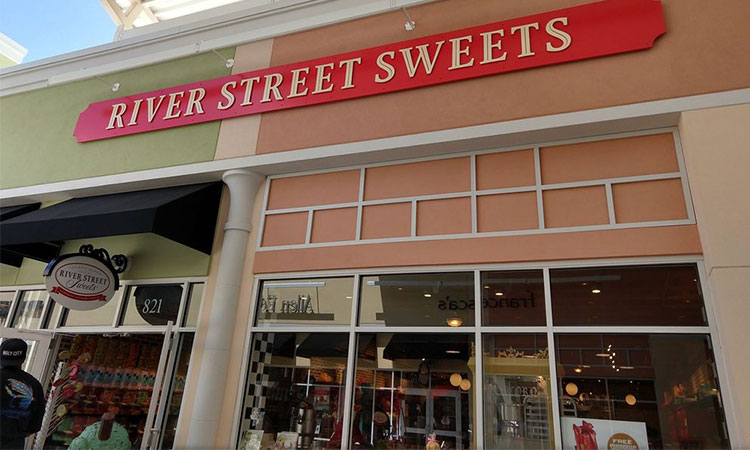 River Street Sweets, N. Charleston, SC