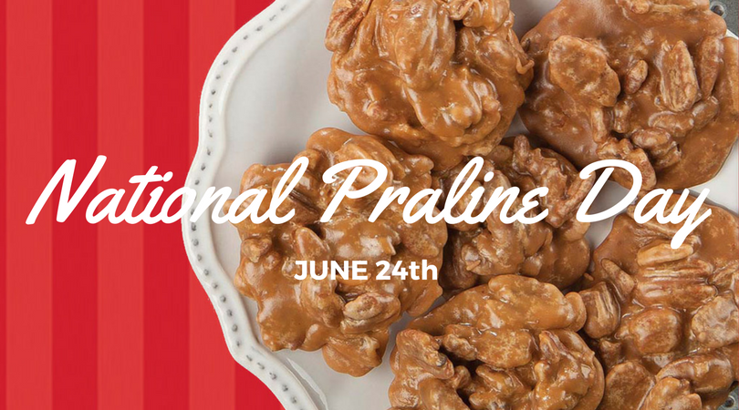 National Praline Day and Kids Cafe