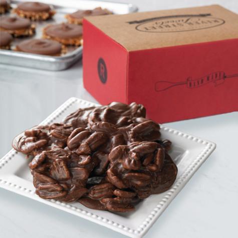 Chocolate Pralines | Gift Box of Dark Chocolate Pralines