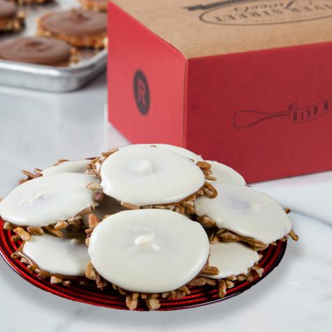White Chocolate Bear Claws - Classic Box