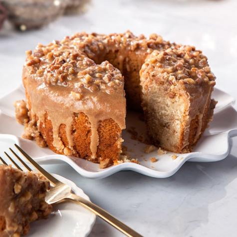 Praline Cake Recipe Southern Living