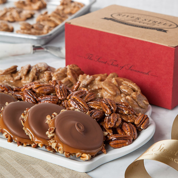 Image result for pralines from river street sweets
