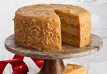 Introducing a Southern Classic, Caramel Layer Cake