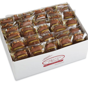 Bear Claw Bulk Cases - White Chocolate 100 Count