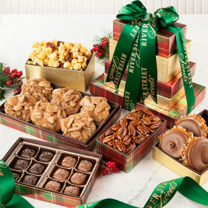 5 Tier Holiday Gift Tower