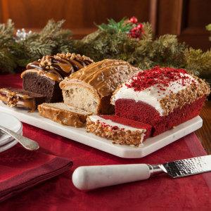 Cake Sampler Trio