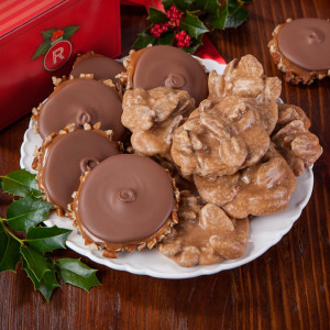 Holiday Box of Pralines & Bear Claws