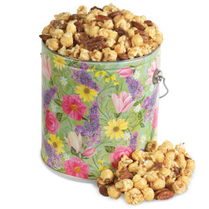 Nutty Caramel Popcorn Mother's Day Pail