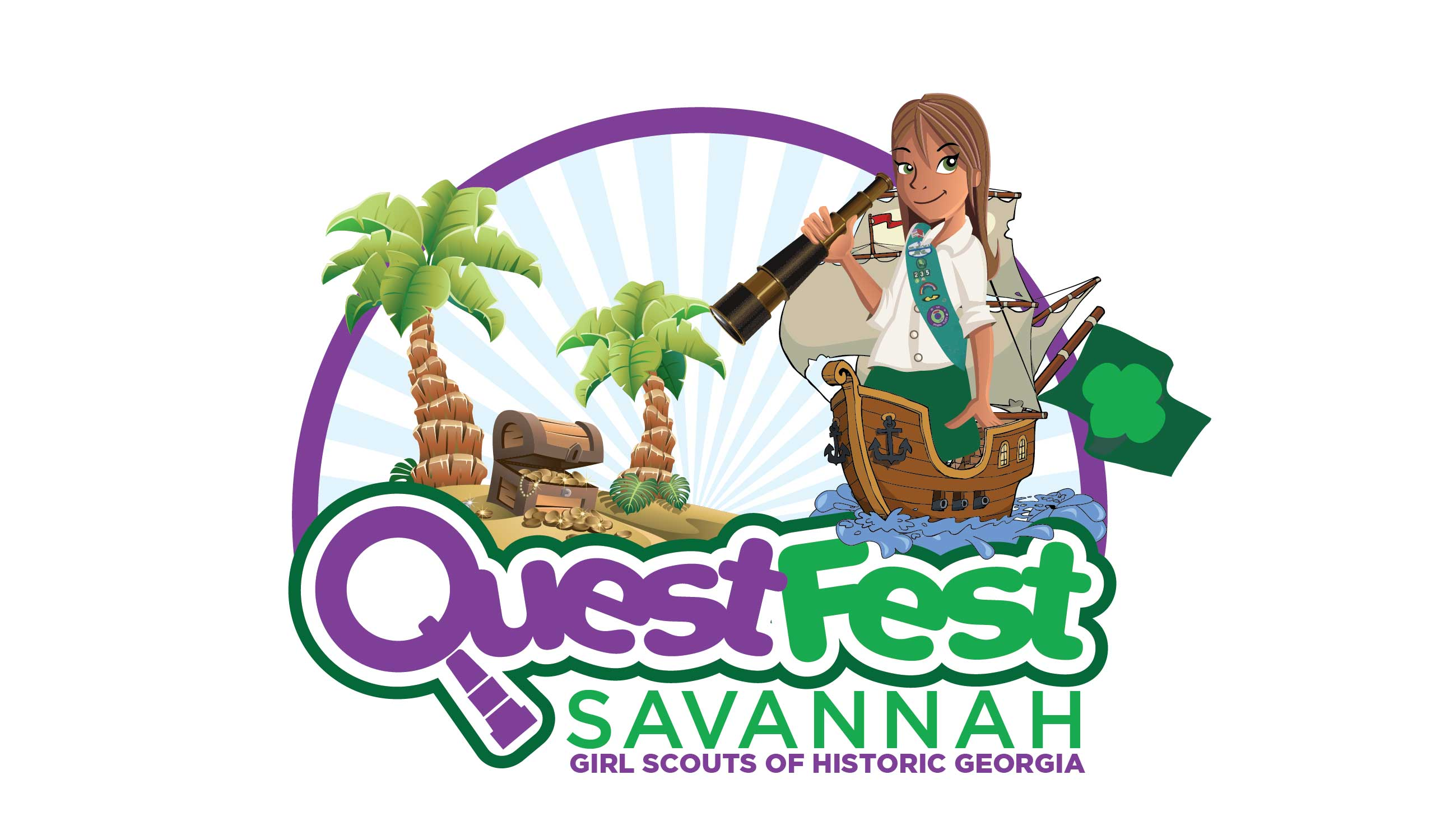 Girl Scouts Quest Fest