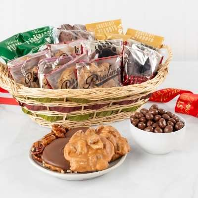 Office Party Basket 10-12
