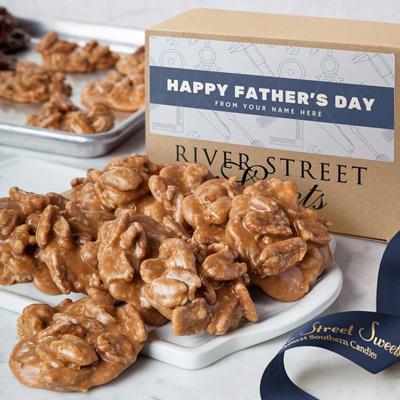 Custom Father's Day Praline Box