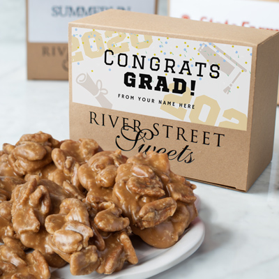 Custom Graduation Praline Box